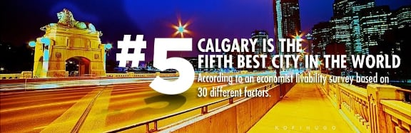 5th Best City to Live In the World