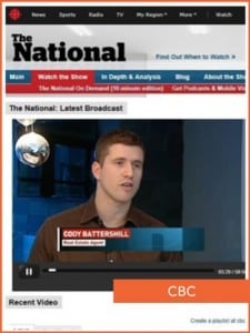 Remax Calgary Cody Battershill on CBC