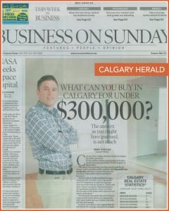 Remax Calgary Cody Battershill in Calgary Herald