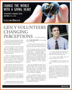 Remax Calgary Cody Battershill in Calgary Herald