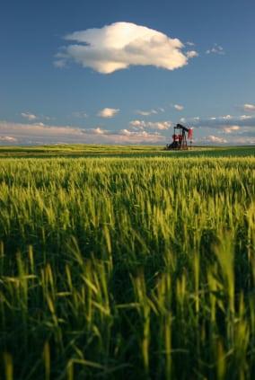 Alberta Oil Sands - Oil Pump