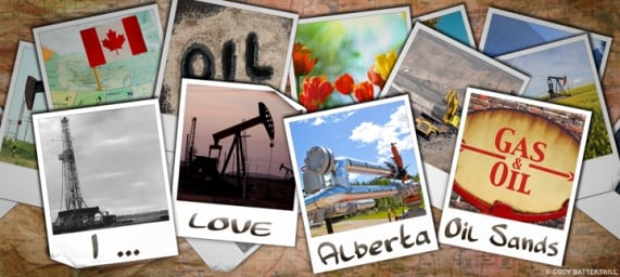 I Love Alberta Oil and Gas
