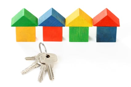 change your locks and passcodes when buying a new home