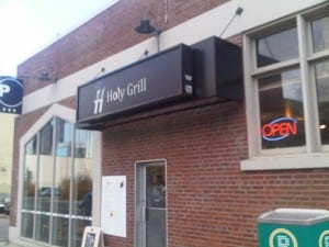The Holy Grill Calgary Restaurants