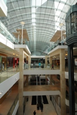 The Core Mall Skylight