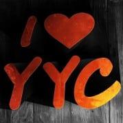 I love YYC Calgary