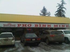Pho Binh Minh