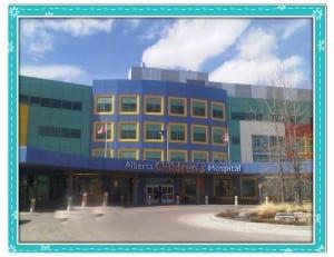 Alberta Children's Hospital Exterior