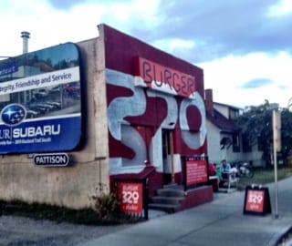 Burger 320 Best Calgary Burgers