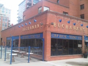 Buchannans Restaurant in Calgary