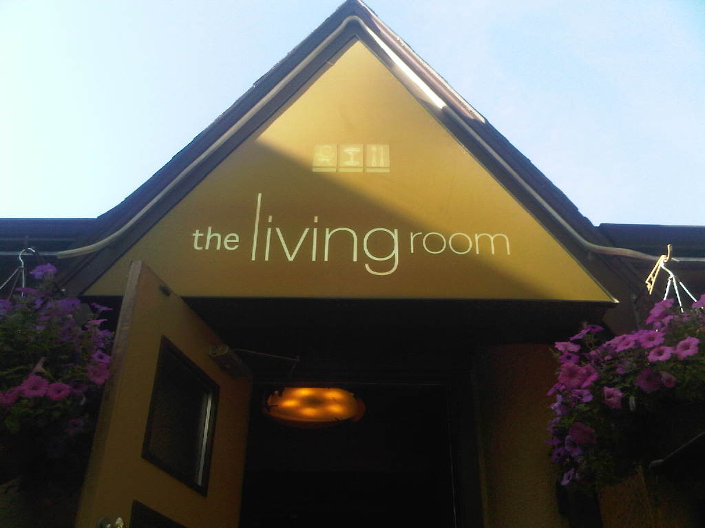 The Living Room Calgary Restaurant Review