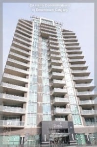 The Castello Condo in downtown Calgary