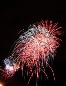 Calgary Stampede Nightly Fireworks