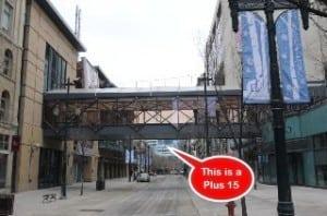 Downtown Calgary Plus 15 Stephen Avenue