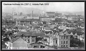 The History of Victoria Park Calgary