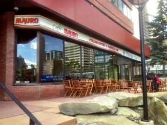 Cafe Mauro Best Quick Lunches Calgary
