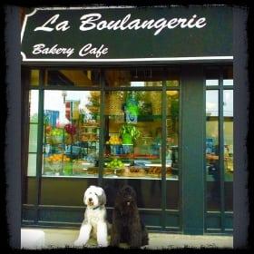 La Boulangerie Calgary Restaurant 4th Street Mission SW