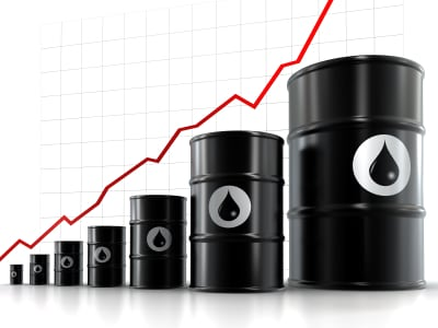 Oil-Prices-Rising