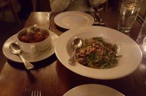 Bonterra Trattoria Calgary Restaurant Review