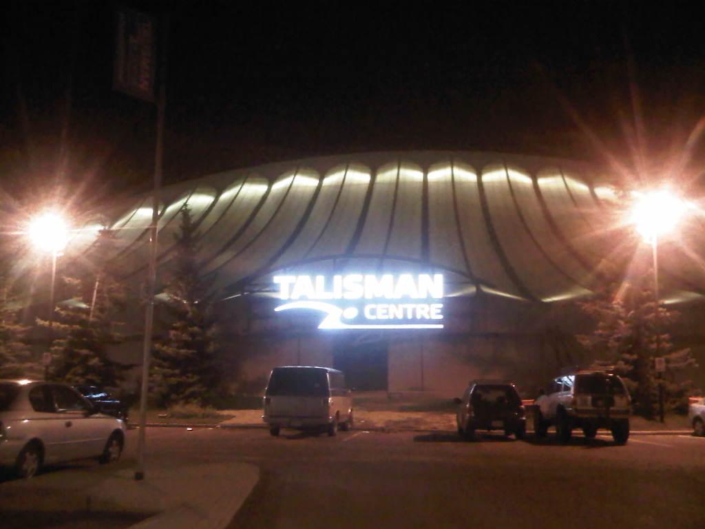 Calgary Activities At The Talisman Centre