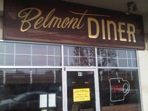 Belmont Diner in Calgary
