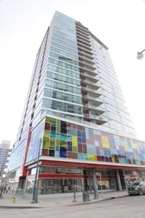 Colours Condo First Street Downtown Calgary