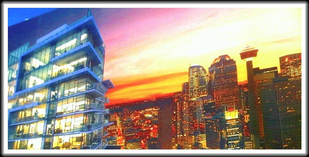 Guardian new condo building in Victoria Park Calgary