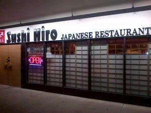 The Best Calgary Sushi