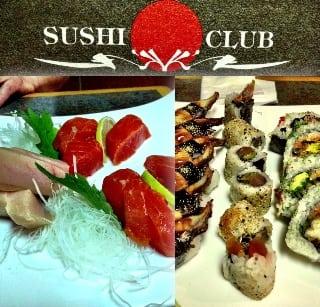 Sushi Club Calgary