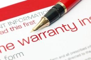 Calgary new home buyers warranty