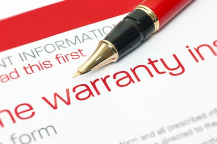 Calgary new home buyers warranty question and answer