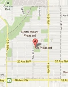 Mount Pleasant Calgary Real Estate