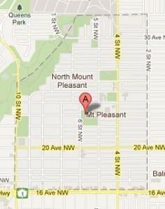 Mount Pleasant Calgary Real Estate