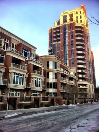 Princeton Calgary Luxury Condos