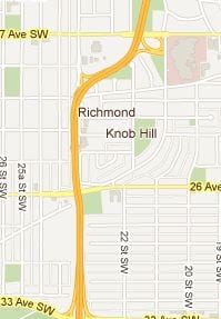 Richmond Park Knob Hill Calgary Listings Search