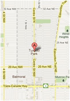 Tuxedo Calgary Real Estate