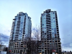 Waterfront Downtown Calgary Condos Eau Claire
