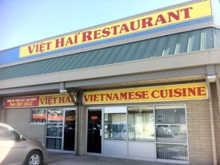 Calgary Restaurant Review Viet Hai