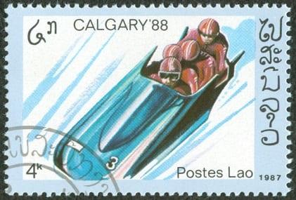 COP Canada Olympic Park Calgary Alberta