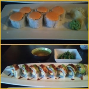 Haru Calgary Sushi review