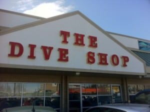 Calgary Hidden Gems: The Dive Shop