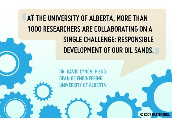 1000 Researchers on Oil Sands Reclamation