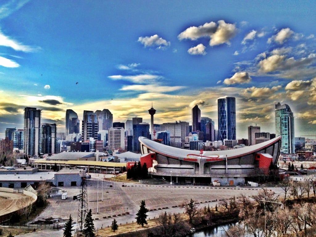 Calgary beltline