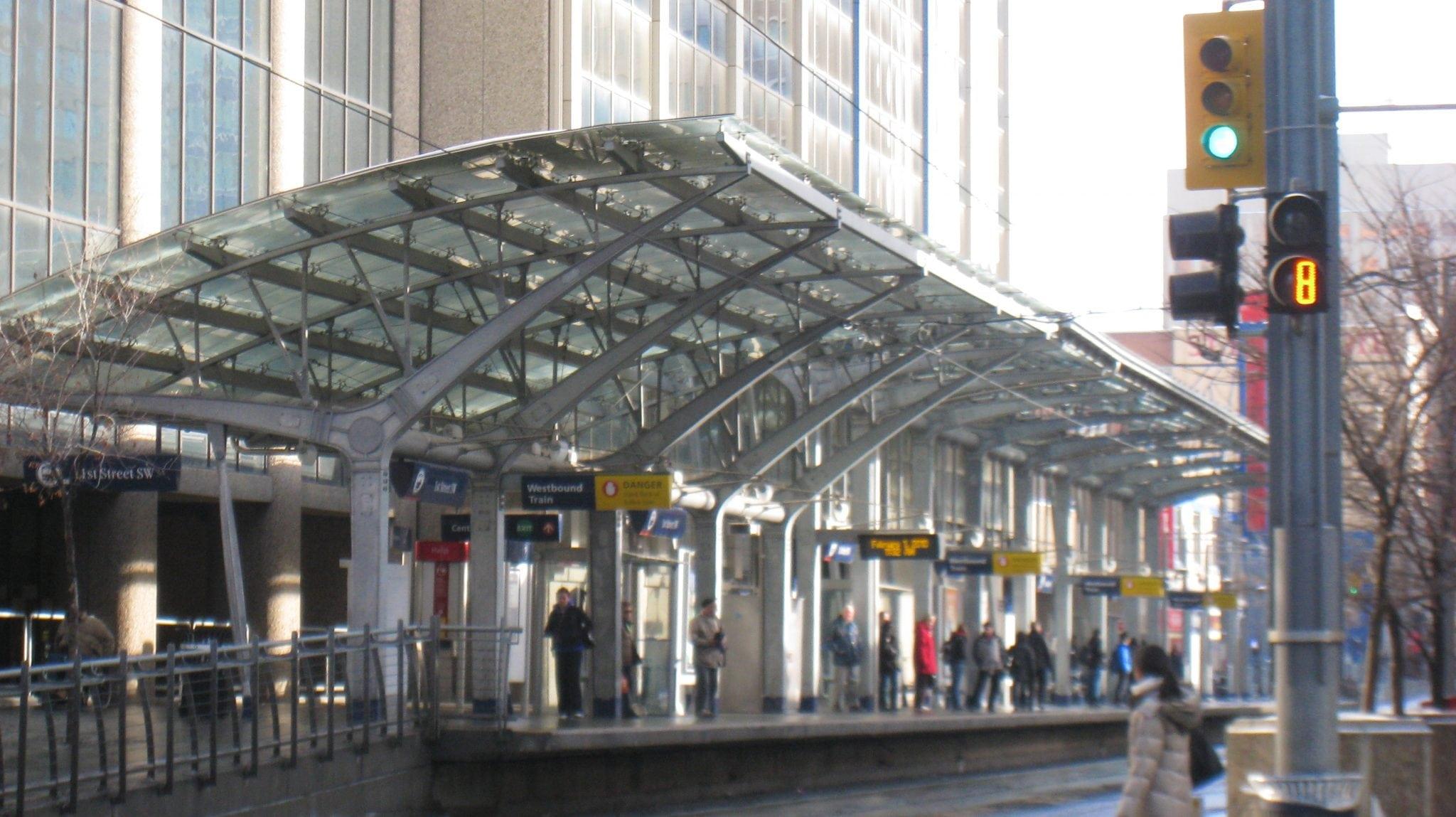 Calgary Public Transit