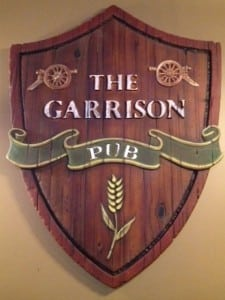 Garrison Pub Calgary Restaurant