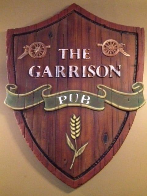 Garrison Pub Calgary Restaurant Crest