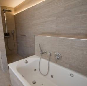 Home Bathroom Jacuzzi Shower Modern