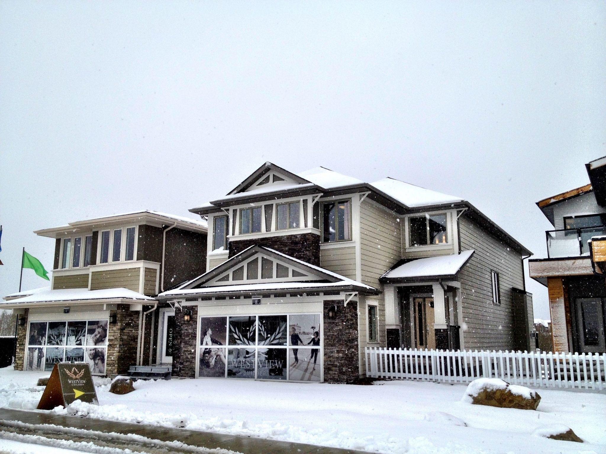 Aspen Summit Homes Calgary