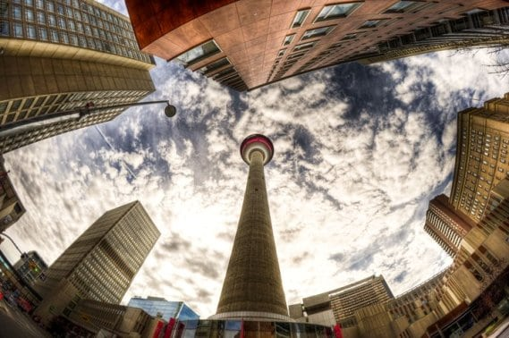Calgary Landmarks Calgary Tower