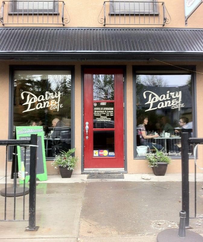 Dairy Lane Calgary Restaurant